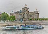 Cruzeiro turístico de 1 hora em Berlim: História e principais atrações. Berlim, Alemanha