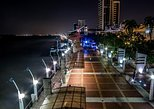 Ciudad de Guayaquil de noche y excursión en barco por el río Guayas, Guayaquil, ECUADOR