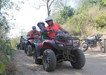 Live The Adventure With Adrenaline In Atvs Rafting Jungle River Fauna And Flora. Puerto Escondido, Mexico