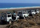 4x4 Jeep Safari Tour in Cofete Beach and Villa Winter. Puerto del Rosario, Spain