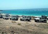 Fuerteventura and Cotillo Beach Off-Road Jeep Safari Adventure. Puerto del Rosario, Spain