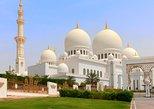 Excursão pelo Museu do Louvre em Abu Dhabi e pela Grande Mesquita saindo de Dubai,