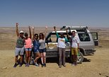 Ramon Crater in a Nutshell 4X4 Tour for Individuals and Small Groups. Sde Boker, Israel