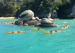 Full-Day Biking and Kayaking Adventure: Nelson to Kaiteriteri. Nelson, New Zealand
