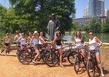 Recorrido por Lady Bird Lake en bicicleta. Austin, TX, ESTADOS UNIDOS