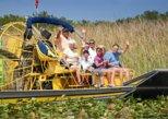 Florida Everglades Airboat Tour. Orlando, FL, UNITED STATES