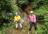 Pure Trek Canyoning and Waterfall Rappelling Tour in La Fortuna. La Fortuna, COSTA RICA