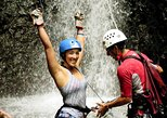 Waterfall Rappelling and White Water Rafting. La Fortuna, COSTA RICA