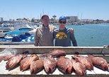 Pesca de fondo costera: barco compartido, Mazatlan, MEXICO