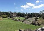 Yacimiento maya de Altún Ha sitio maya y paraíso de tubing en cuevas. Ciudad de Belice, BELICE