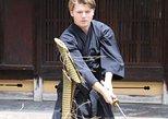 Experiencia Samurai de 2 horas en Kyoto. Kioto, JAPON
