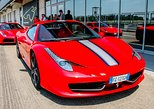 Ferrari 458 Spider Road Test Drive. Maranello, ITALY