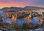Coach Transfer from Downtown Victoria to Vancouver International Airport, Isla de Vancouver, CANADA