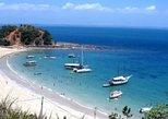 Viaje en goleta a las islas Frades e Itaparica.,