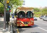 Percurso com várias paradas em Gangnam Seul. Seul, COREIA DO SUL