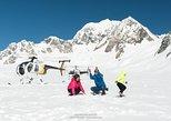 Fox Glacier or Franz Josef Glacier Sightseeing Helicopter Tour. Glaciares Franz Josef y Fox, New Zealand