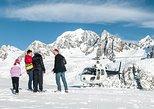 Fox Glacier and Franz Josef Glacier Helicopter Flight. Glaciares Franz Josef y Fox, New Zealand