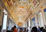 Museus do Vaticano, Capela Sistina, Excursão sem filas na Basílica. Roma, Itália