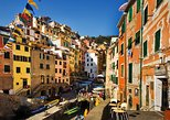 Florence to Cinque Terre Hiking Day Trip with Boat Ride. Florencia, ITALY