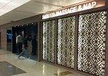 Delhi Indira Gandhi Airport Plaza Lounge Premium Chegadas. Nueva Delhi, Índia