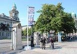 Recorrido a pie por los antiguos enclaves conflictivos del centro de Belfast (10.30 h). Belfast, IRLANDA