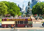 Philadelphia Hop-On Hop-Off Bus City Tour with Guide. Filadelfia, PA, UNITED STATES