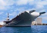 Evite las colas Entrada al museo USS Midway. San Diego, CA, ESTADOS UNIDOS
