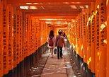 Excursão para Fushimi Inari e Destilaria de Saquê. Kioto, JAPÃO