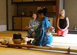 Kyoto Wakwak-kan Cerimônia do Chá Japonesa com um Mestre do Chá. Kioto, JAPÃO
