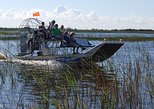 Florida Everglades Private Airboat Tour and Wildlife Park. Fort Lauderdale, FL, UNITED STATES