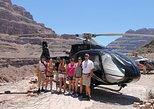 Recorrido Gran Cañón, Presa Hoover en helicóptero desde Las Vegas,