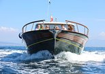 Small Group Sorrento Coast and Amalfi Coast boat tour with Local Host on board, ,