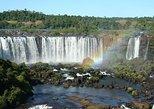Excursão de dia inteiro a pé para grupos pequenos pelas Cataratas do Iguaçu, com empanadas,