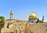 Old Jerusalem Tour de dia inteiro com a Via Dolorosa e o Muro das Lamentações. Jerusalen, ISRAEL