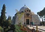 Viagem de um dia de Jerusalém a Belém e Jericó com taxas de entrada. Jerusalen, ISRAEL