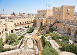 Excursión a la costa privada de Haifa a Jerusalén con el Muro Occidental. Haifa, ISRAEL