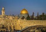 Jerusalén, Belén, Ciudad de David, metro: excursiones de 2 días,