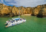 Half-Day Lagos Golden Coast Cruise with Lunch. Lagos, PORTUGAL