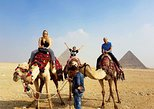 Excursão diurna às pirâmides de Gizé, Esfinge, Saqqara e pirâmides de Dahshur,