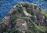Machu Picchu and Huayna Picchu Admission Ticket. Machu Picchu, PERU