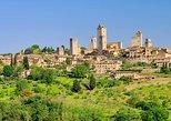 Livorno a Siena y San Gimignano Excursión privada a la costa de un día. Livorno, ITALIA
