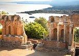 Excursão terrestre de Taormina: excursão de um dia a Taormina e Monte Etna. Taormina, Itália