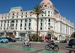 Tour de medio día por Niza E-Bike Vineyard desde Niza. Niza, FRANCIA