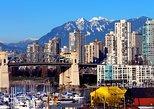 Recorrido por la ciudad de Vancouver con el Puente Colgante de Capilano,