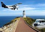 Excursión de medio día a Cabo Reinga incluyendo vuelo panorámico. Bahia de Islas, NUEVA ZELANDIA