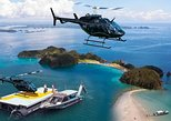 Bay of Islands Cruise and Scenic Helicopter Tour. Bahi­a de Islas, New Zealand