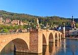 Excursión de un día a Heidelberg y el Valle del Rin desde Fráncfort. Frankfurt, ALEMANIA