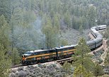 Excursión en tren por el Gran Cañón y por la historia con recorrido por el borde del cañón. Sedona y Flagstaff, AZ, ESTADOS UNIDOS