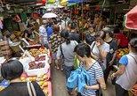 Excursão de comida de rua Kowloon. Hong Kong, CHINA