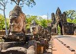 Excursão para grupos pequenos aos templos de Angkor. Siem Reap, Camboja